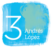 Andrés López section